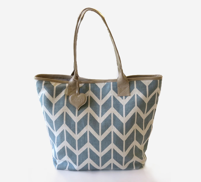 chevron bag1